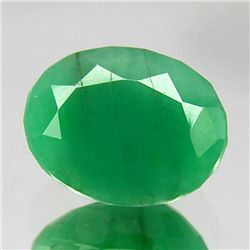 A 2 ct. Emerald Gem
