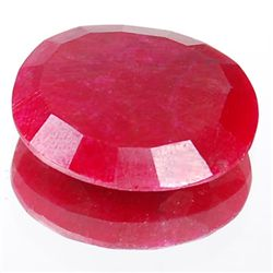 A 4 ct. Ruby Gemstone