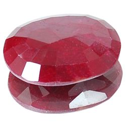 A 1.5 ct. Ruby Gemstone