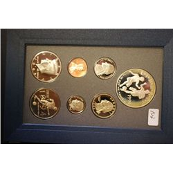 1994-S US Mint Prestige Proof Set W/World Cup Soccer Commerative $1 & World Cup Soccer Commerative H