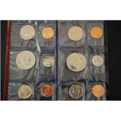 1989 US Mint Coin Set; UNC; P&D Mints; EST. $3-5