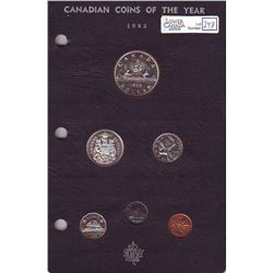 1962 Proof Like Set in COTY holder. These were sent to Coin Of The Year members and are limited to s