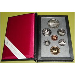 1991 & 1992 Proof Set in Case of Origin with cello still on.