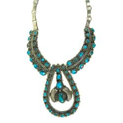 Navajo Bisbee Necklace - Alice Platero