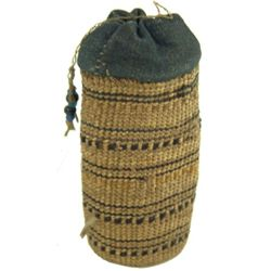 Aleut Basket Purse