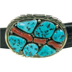 Navajo Buckle & Belt- Mary Ann Spencer