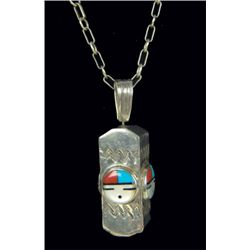Zuni Pendant Necklace