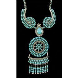 Zuni Necklace Set - Kirk and Mary Eriacho