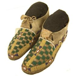 Child's Moccasins