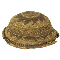 Hupa Basket Hat