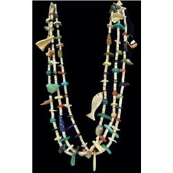 Pueblo Treasure Necklace