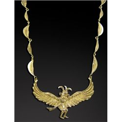 14KT Gold Necklace - Ted Charvez