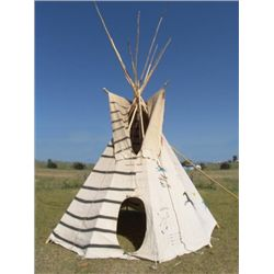 Plains Tipi