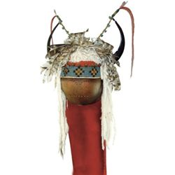 Blackfoot Horned Bonnet