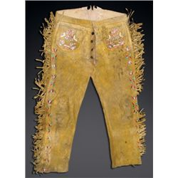 Cree Quilled Trousers