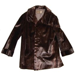 Vintage Sealskin Jacket