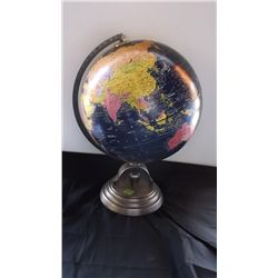 art deco style Globemaster world globe (not old)