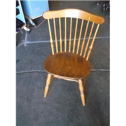 Older Wood Chair
