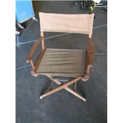 Folding Wooden Director chair
