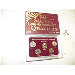 2002 Commemorative Quarters Denver