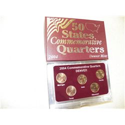2004 Commemorative Quarters Denver