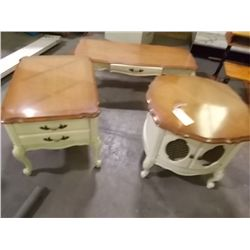 Coffee table set 3 PC.