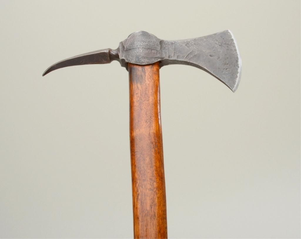 Antique Axe Head Guide for Metal Detecting