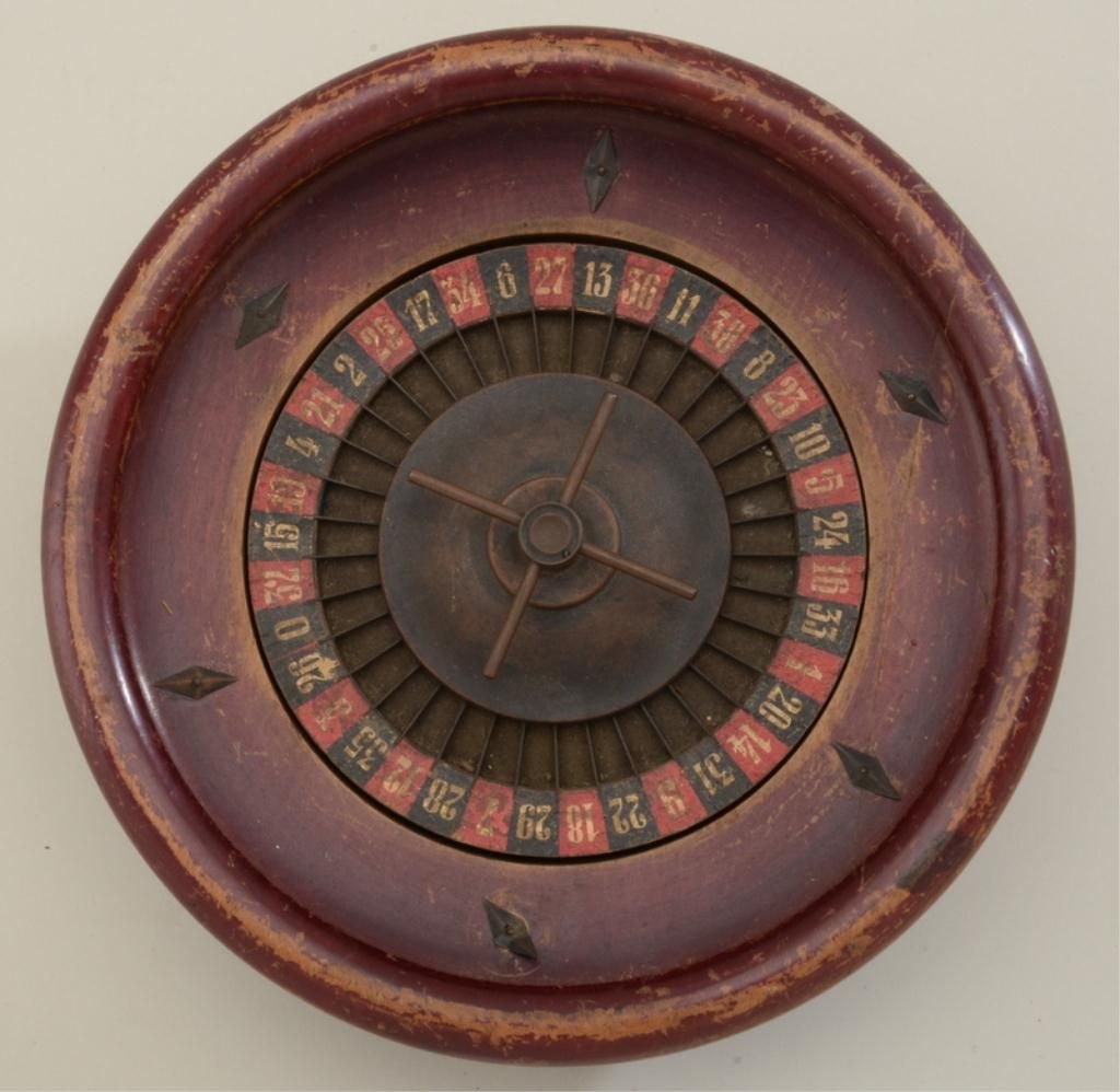 Old roulette wheel best game to learn poker