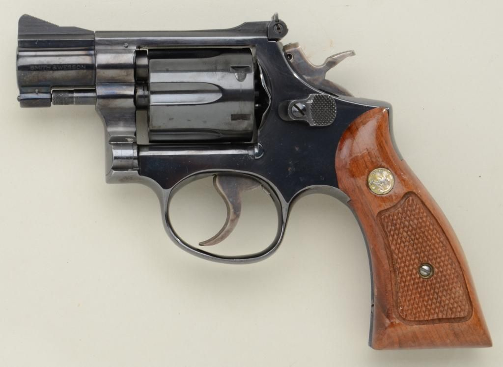 38 special smith and wesson hammerless