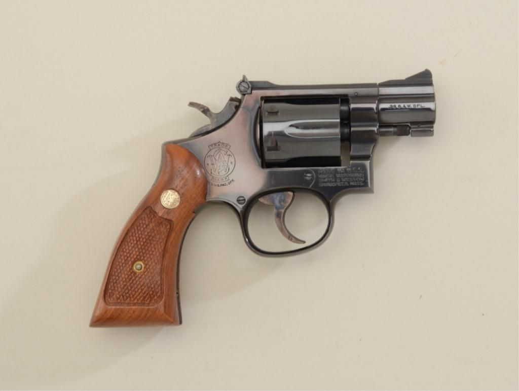 Smith and wesson 38 special smith amp wesson model 15 4 da