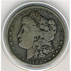 1903-S Morgan Dollar G6