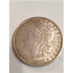 1880 SILVER MORGAN DOLLAR