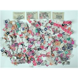 100s of Great Britain & U.S. Stamps -Vintage Collection