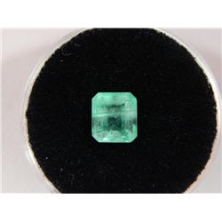 1.40 Carat Emerald Green Gemstone
