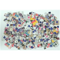 100s of Great Britain Stamps -Big Vintage Collection