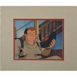 Ghostbusters Original Animation Production Cel Ray