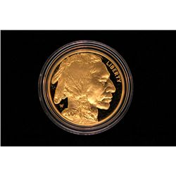 COIN: (1) 2007 1 oz. Proof Buffalo Gold Coin
