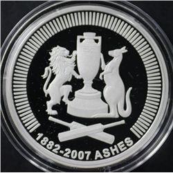 $5 Ashes Proof