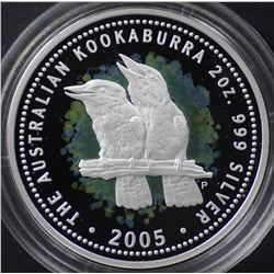 2005 Kookaburra Proof Issue