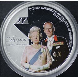 2007 Royal Wedding Proof 1oz