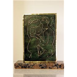 Iconic Pablo Picasso  Original, Limited Edition Bronze -Couple I