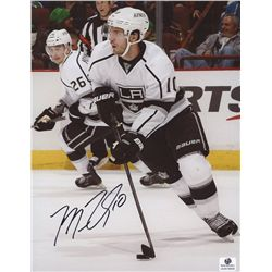 Mike Richards Signed Kings 8x10 Photo (GA COA)