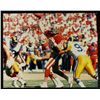 Joe Montana Signed 49ers 11x14 Photo (JSA COA)