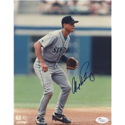 Alex Rodriguez Signed Mariners 8x10 Photo (JSA COA)