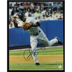Alex Rodriguez Signed Yankees 11x14 Photo (GA COA)