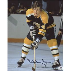 Bobby Orr Signed Bruins 8x10 Photo (GA COA)