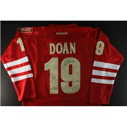 Shane Doan Signed Coyotes Jersey (GA)