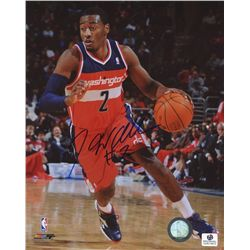 John Wall Signed Wizards 8x10 Photo (GA COA)