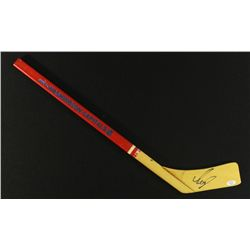 Alex Ovechkin Signed Capitals Mini Hockey Stick (PAAS)