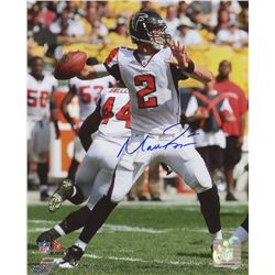 Matt Ryan Signed Falcons 8x10 Photo (PAAS COA)